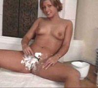 naked man humping girl gif