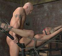 Femdom spanking sex toys