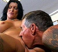 Gang bang interatial videos